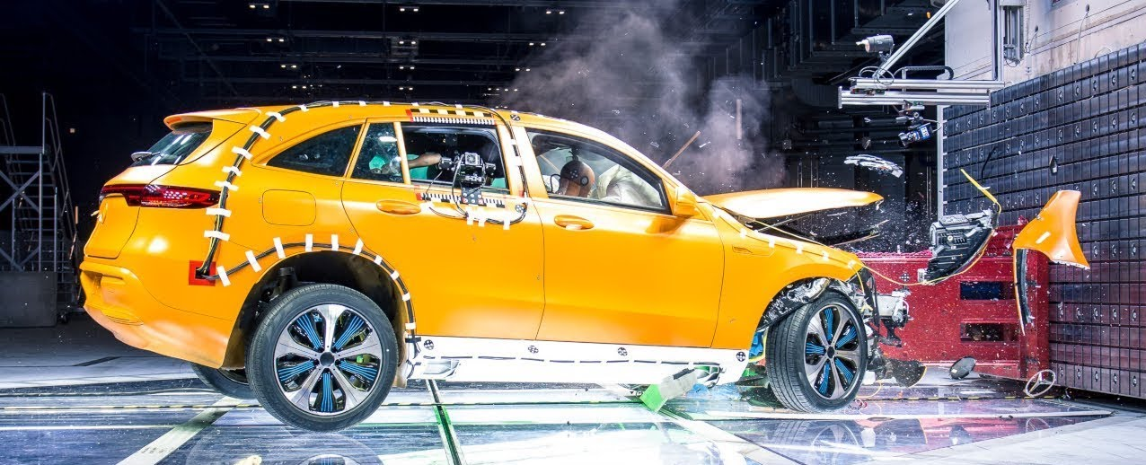 Cars go through rigorous stress testing as part of the normal development workflow. Fail-safe engineering is still underdeveloped in AI compared to more conventional technologies used in transportation, healthcare, finance, or other industries. - Photo: Mercedes-Benz